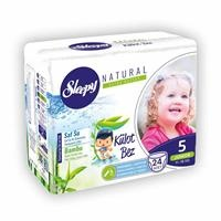 Naturel Baby Panty Diaper Junior 5 Size 24 pcs