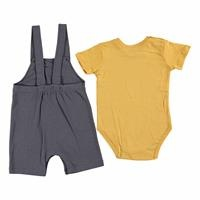 Baby Boy Arizona Jumpsuit Bodysuit Set