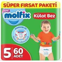 Külot Bez 5 Beden Junior Süper Fırsat Paketi 60 Adet