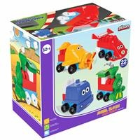 Model Blocks 22 pcs