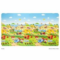 Comfort Fruit Farm Game Mat 210cmx140cmx13mm