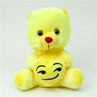 Baby Toy Plush Smile Heart Bear 20 cm