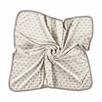 Kış Bebek Kalp Desenli Battaniye