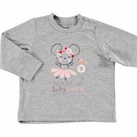 Printed Baby Basic Sweatshirt