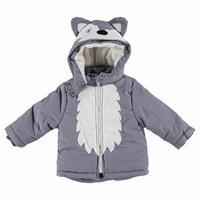 Baby Boy Little Fox Water Repellent 3D Coat