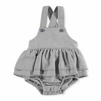 Kış Dokuma Bebek Elbise Body