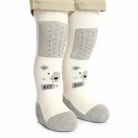 Pantyhose Bear Abs Knee Sole Towel