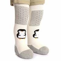 Pantyhose Penguin Abs Knee Sole Towel