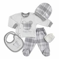 Newborn Hospital Pack 5 pcs