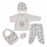 Cow Newborn Hospital Pack 5 pcs