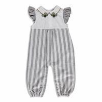 Yaz Kız Bebek Bebek Vintage Tulum