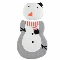 Snowman Diaper Changing