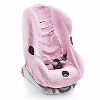Car Seat Towel Cover Pink