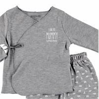 Bebek Sevimli Patiler Minik Ayı Baskılı Zıbın Patikli Alt 2'Li Takım