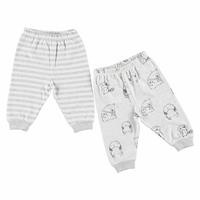 Winter Baby Boy Polar Animals Trousers 2 pcs