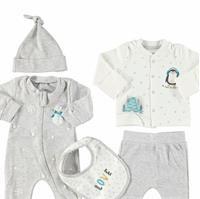 Winter Fun Newborn Hospital Pack 10 pcs
