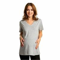 V-Neck Tshirt Grey