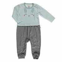 Baby Bunny Jumpsuit-Body-Hat