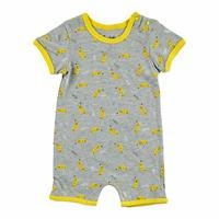 Summer Baby Boy Funny Bananas Supreme Jumpsuit