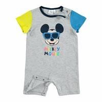 Yaz Erkek Bebek Mickey Mouse Barbatöz