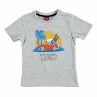 Yaz Erkek Bebek Snoopy T-shirt