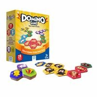 Fun Family Domino Game 28 Card 3 Years+