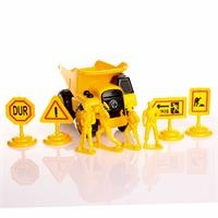 Remove-Plug Truck Set 17 pcs
