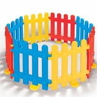In&Out Door Baby Toy Fence 8 pcs