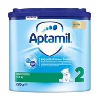 Yeni Aptamil 2 Akıllı Kutu Devam Sütü 350 gr 6-9 Ay