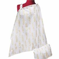 Cushioned Breastfeeding Apron Plumris
