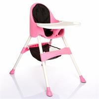 Royal Baby Feeding Chair Pink