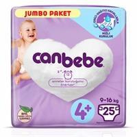 4+ Beden Jumbo Paket Maxiplus Bebek Bezi 9-16 kg 25 adet