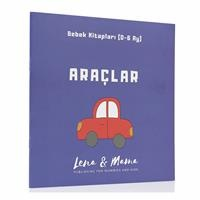 Cars Turkish Baby Book