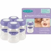 Breastmilk Storage Bottles 4 pcs