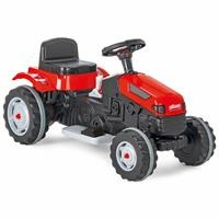 Active Tractor Battery-Powered Car Red