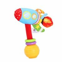 Rocket Baby Hand Rattle