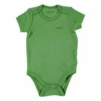 Bebek Logolu Renkli Kısa Kol Body