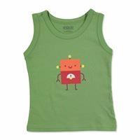 Summer Basic Baby Sleeveless Top T-shirt