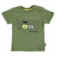 Dört Ayı Tshirt