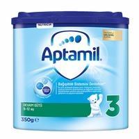Yeni Aptamil 3 Akıllı Kutu Devam Sütü 350 gr 9-12 Ay