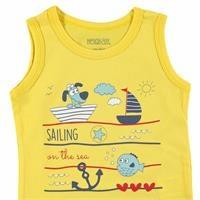 Bebek Basic Atlet T-Shirt