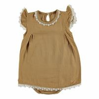 Summer Baby Girl Lacy Detailed Dress Bodysuit