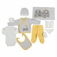 Safari Newborn Hospital Pack 10 pcs
