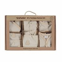 Newborn Baby Nev Series Organic Long Sleeve Footed Hospital Pack 10 pcs