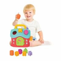 Baby Shape Sorter Puzzle Home