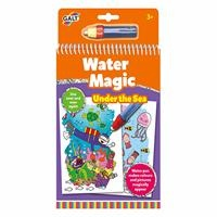 Magic Book Under The Sea 3 Years+