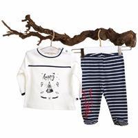 Baby Boy DinoSweatshirt Trousers Set