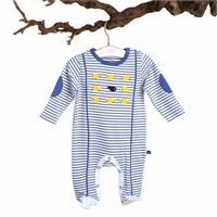 Fish Baby Crew Neck Romper