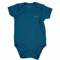 Logo Colored Baby Short Sleeve Bodysuit