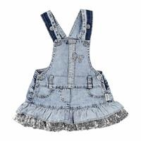 Panty Detailed Baby Girl Dress